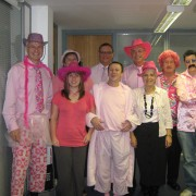 Going pink 4 charity