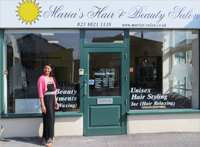 Maria's hair and beauty – Lodge Road
