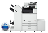 Canon Colour Office Photocopier Range