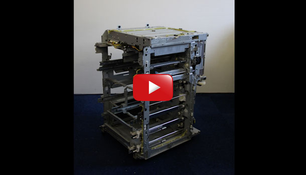 refurbished photocopiers demo by Condor Office Solutions