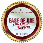 BLI - Ease of Use Award