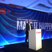 Canon Partner Event Speech